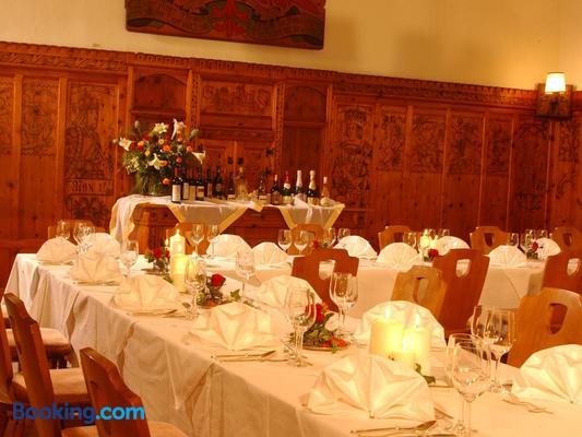 Hotel 3 Mohren - Oetz - Banquet hall