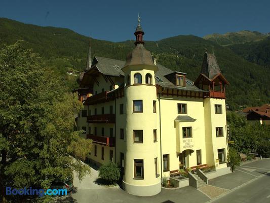 Hotel 3 Mohren - Oetz - Building