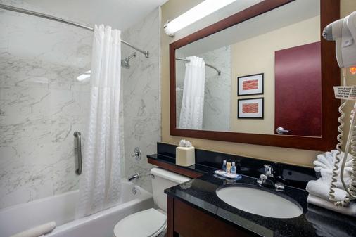 Comfort Inn & Suites Newark - Newark - Bathroom