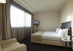 Grand Hotel Mattei - Ravenna - Makuuhuone