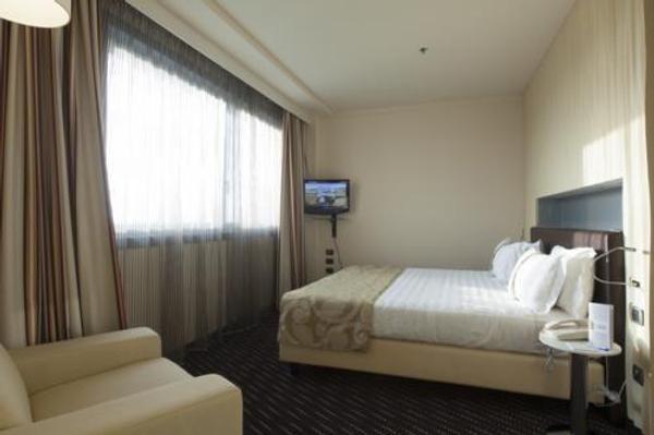 Grand Hotel Mattei - Ravenna - Phòng ngủ