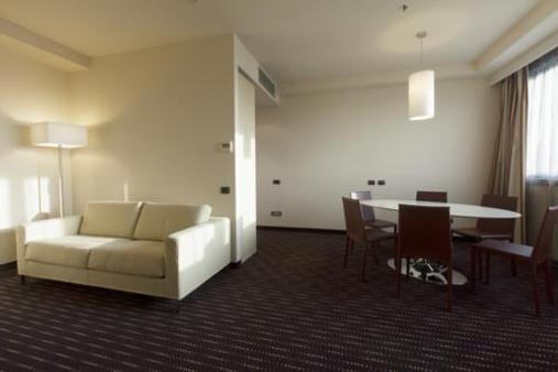 Grand Hotel Mattei - Ravenna - Ruokailuhuone