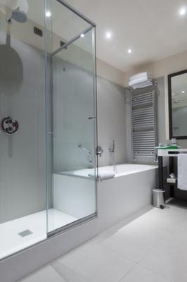Grand Hotel Mattei - Ravenna - Phòng tắm