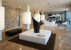 Grand Hotel Mattei - Ravenna - Hành lang