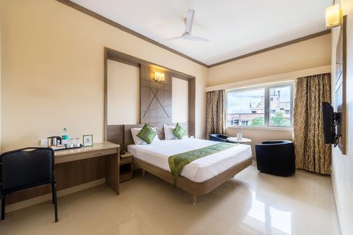 Treebo Trend Ess Grande - Coimbatore - Schlafzimmer