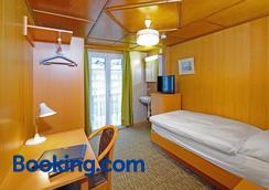 Hotel Alphubel Zermatt - Zermatt - Phòng ngủ