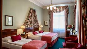 Hotel Liberty - Prague - Bedroom