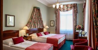 Hotel Liberty - פראג - חדר שינה