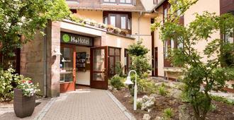 H+ Hotel Nürnberg - Nuremberg - Edificio