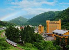 Yuze Hotel - Kazuno - Outdoors view