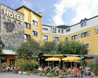 Hotel Schrofenstein - Landeck - Gebouw