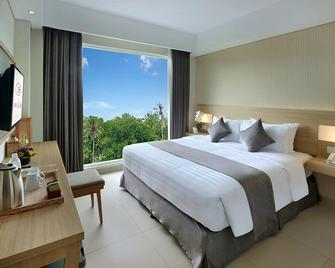 Jimbaran Bay Beach Resort & Spa - Kuta - Schlafzimmer