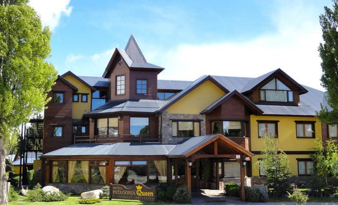 Patagonia Queen Hotel Boutique - El Calafate - Rakennus