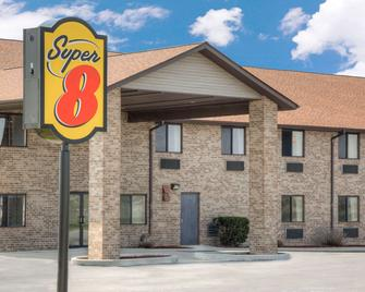 Super 8 by Wyndham Gas City Marion Area - Gas City - Building