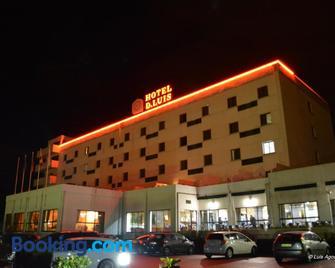 Hotel D. Luís - Κοΐμπρα - Κτίριο