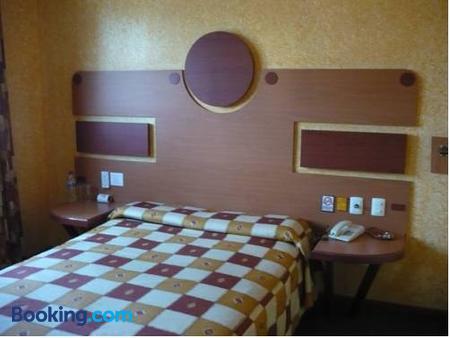 Hotel Universal - Mexico - Chambre