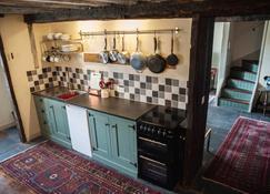 6 Bridge St. - Brecon - Küche