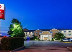 Best Western Plus Georgetown Corporate Center Hotel - Georgetown - Edifício