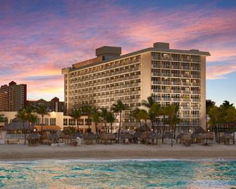 Newport Beachside Hotel & Resort - Sunny Isles Beach - Building