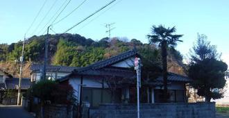 整個地球廣島日式旅館 - 青年旅舍 - 廣島 - 建築