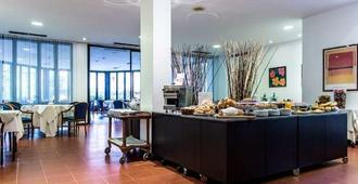 Astor Hotel - Génova - Buffet
