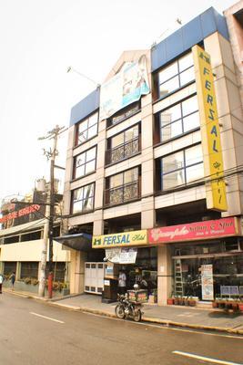 Fersal Hotel Manila - Manila - Toà nhà