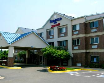 Fairfield Inn & Suites by Marriott Minneapolis Burnsville - Burnsville - Building