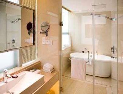 Ramada by Wyndham Zibo - Zibo - Bathroom