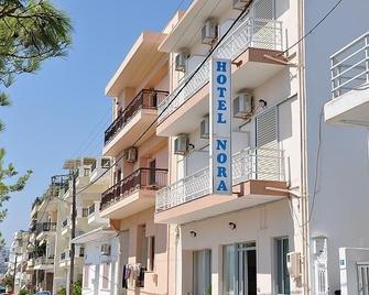 Nora Hotel - Sitia - Building