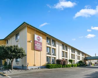 Best Western PLUS Skagit Valley Inn and Convention Center - Mount Vernon - Gebouw
