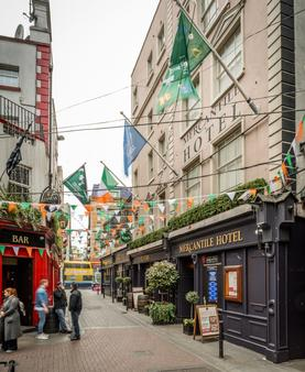 The Mercantile Hotel - Dublin - Outdoor view