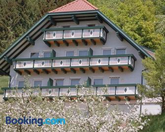 Gasthof-Pension Ölberger - Wolfsberg - Building