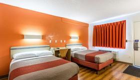 Motel 6 Albuquerue South - Airport - Albuquerque - Bedroom