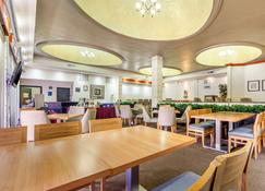 彼德拉斯內格拉斯品質酒店 - 彼德拉斯內格拉斯 - 皮那德拉斯-內格拉斯 - 餐廳