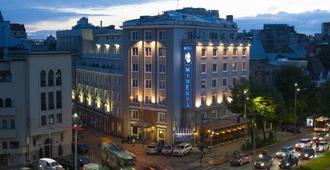 Hotel Minerva 4 - Bucarest - Edificio