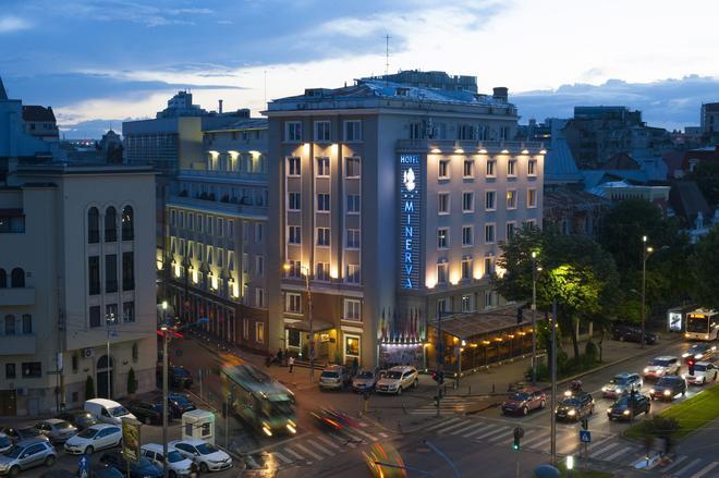 密涅瓦酒店 - 布加勒斯特 - 布加勒斯特 - 建築