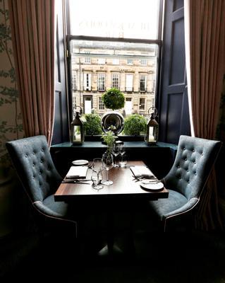 Nira Caledonia - Edinburgh - Dining room