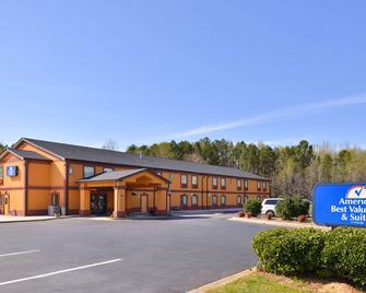 Americas Best Value Inn & Suites Albemarle - Albemarle - Edificio