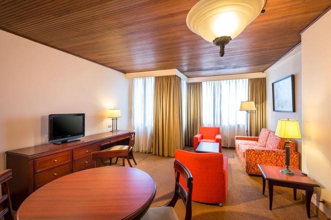 Hotel Dann Avenida 19 Bogota - Bogotá - Sala de estar