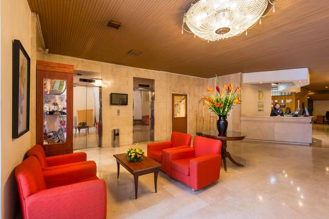 Hotel Dann Avenida 19 Bogota - Bogotá - Lobby
