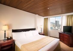 Hotel Dann Avenida 19 Bogota - Bogotá - Bedroom
