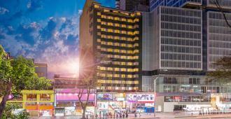Hotel Dann Avenida 19 Bogota - Bogotá - Rakennus