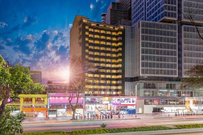 Hotel Dann Avenida 19 Bogota - Bogotá - Building