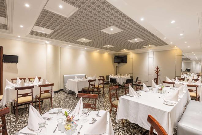 Hotel Dann Avenida 19 Bogota - Bogotá - Restaurant