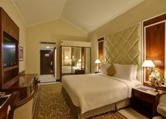 伊斯蘭馬巴德萬豪酒店 - 伊斯蘭馬巴德 - 伊斯蘭堡 - 臥室