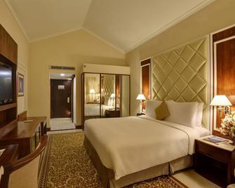 Islamabad Marriott Hotel - Islamabad - Schlafzimmer