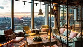 Novotel London Canary Wharf - London - Lounge