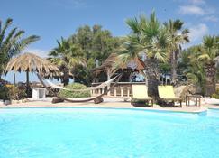 Medusa Beach Resort & Suites - Plaka - Pool