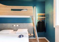 波爾多中心宜必思快捷酒店- 聖讓火車站 - 波爾多 - 臥室