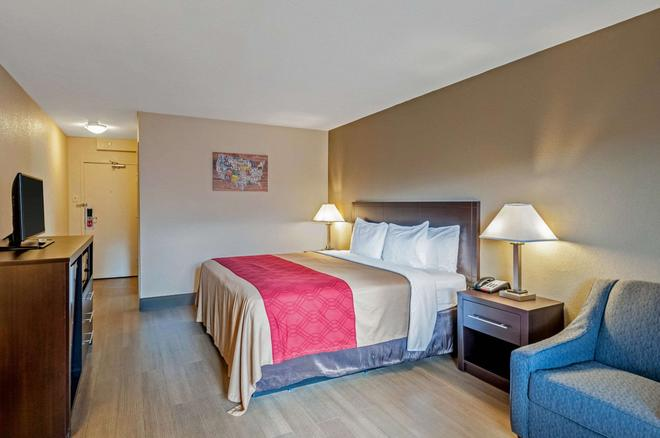 Econo Lodge Hagerstown I-81 - Hagerstown - Makuuhuone